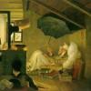 Carl Spitzweg (1808–1885): Der arme Poet