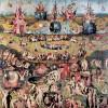 """HIERONYMUS BOSCH: """"Der Garten der Lüste"""" (um 1500)"""