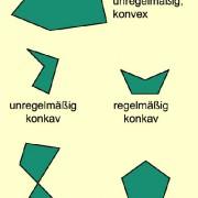 Fünfecke