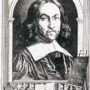 Pierre de Fermat (1601 bis 1655), zeitgenössische Radierung