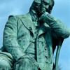 ROBERT-SCHUMANN-Denkmal in Zwickau