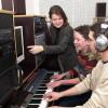 Forschungs- und Seminararbeit im Institut für Musik und Musikpädagogik an der Universität Potsdam