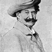 """JOHANN STRAUSS (Sohn, 1825–1899), der """"Walzerkönig"""""""