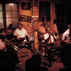 Auftritt einer Jazz-Band in der Preservations Hall in New Orleans, dem Mekka des traditionellen Jazz