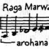 Beispiel für einen Râga (Ausschnitt)