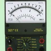 Zur Messung der Stromstärke werden Vielfachmessgeräte eingesetzt.