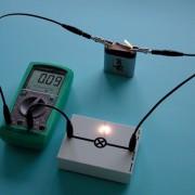 Messung der Stromstärke