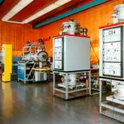 Eine der genausten Atomuhren der Welt befindet sich in der Physikalisch-Technischen Bundesanstalt in Braunschweig