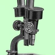 Stereomikroskop der Firma Zeiss