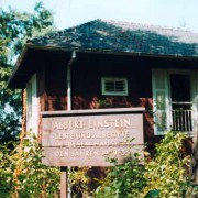 Sommerhaus von ALBERT EINSTEIN in Caputh bei Potsdam