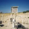 Durch Wetterstationen werden Windstärke, Temperatur, Luftdruck, Luftfeuchtigkeit und Regenmenge gemessen.