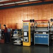 Atomuhr in der Physikalisch-Technischen Bundesanstalt in Braunschweig