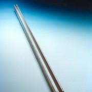 Das Urmeter (Kopie für Deutschland): Es ist ein besonders geformter Stab mit eingeritzten Markierungen.