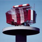 Flugradar hilft bei der Sicherung des Luftverkehrs.