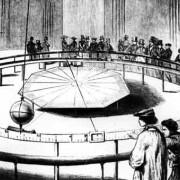 Foucaultscher Pendelversuch im Pantheon in Paris