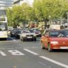 Der Straßenverkehr ist die Hauptquelle des Lärms.