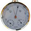 Dosenbarometer (Zimmerbarometer) zur Messung des Luftdrucks
