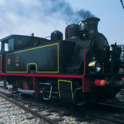 Die Wirkungsweise einer Dampfmaschine kann man phänomenologisch beschreiben.
