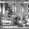 Archimedes im Bade