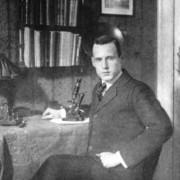 MANFRED VON ARDENNE im Jahre 1923: In dieser Zeit beschäftigte er sich u.a. mit Lichtmikroskopen.