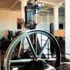 Der erste, 1897 gebaute Dieselmotor