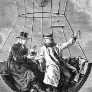 Ballonflug von J. L. Gay-Lussac und J. B. Biot am 08.09.1804