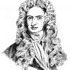 Isaac Newton (1643 bis 1727)