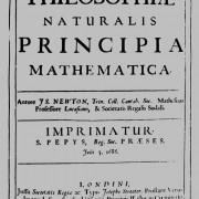 Titelbild zu Newtons Werk