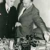 Otto Hahn und Fritz Strassmann