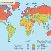reiche welt arme welt - Entwicklungslander Beispiele