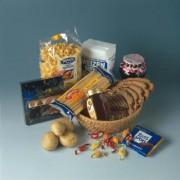 In Nahrungsmitteln ist chemische Energie gespeichert.